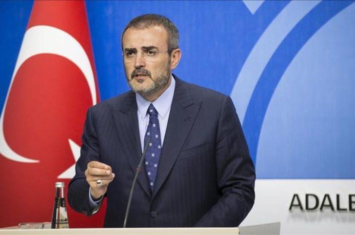 AK Parti Sözcüsü Mahir Ünal'dan bedelli askerlik açıklaması