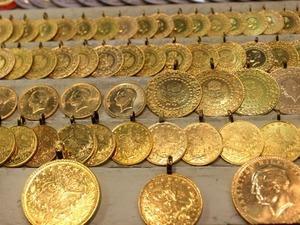 Yastık altından çıkarılan altın 80 ton!