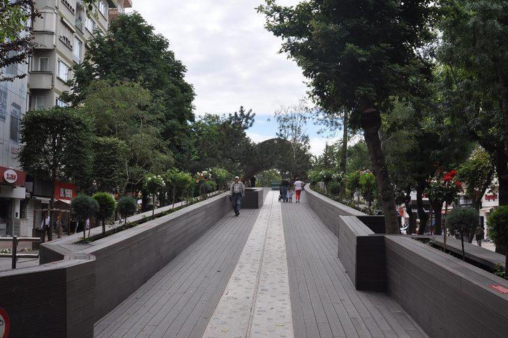 Odunpazarı'nın çevreci köprüsü