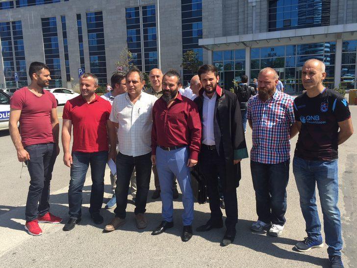Fenerbahçe'nin şampiyonluk kupasının çalınma girişimi davası