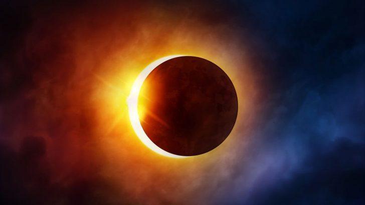 13 Temmuz 2018 Yengeç burcunda Güneş Tutulması! Geçmişinden ders al, hatalarını tekrarlama