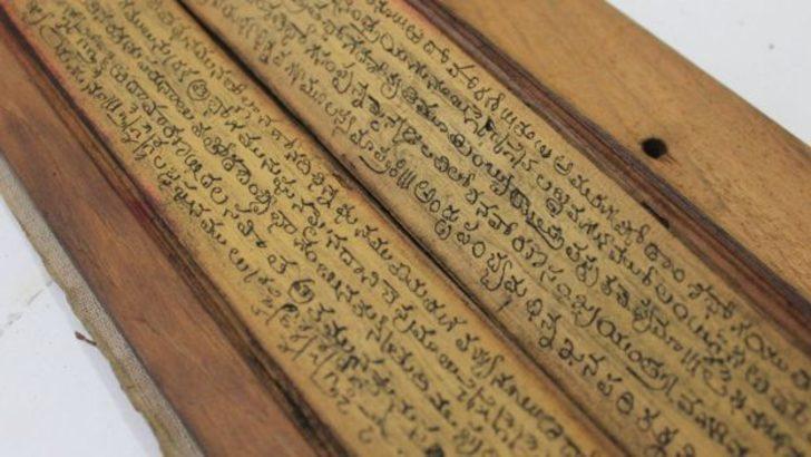 Yüzlerce yıllık gizem! Kimse okuyamıyor