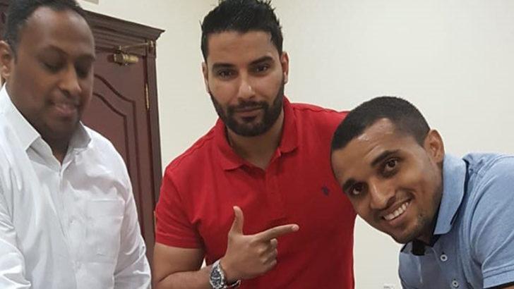 Giresunsporlu Dodo Qatar Sport Club'a transfer oldu!