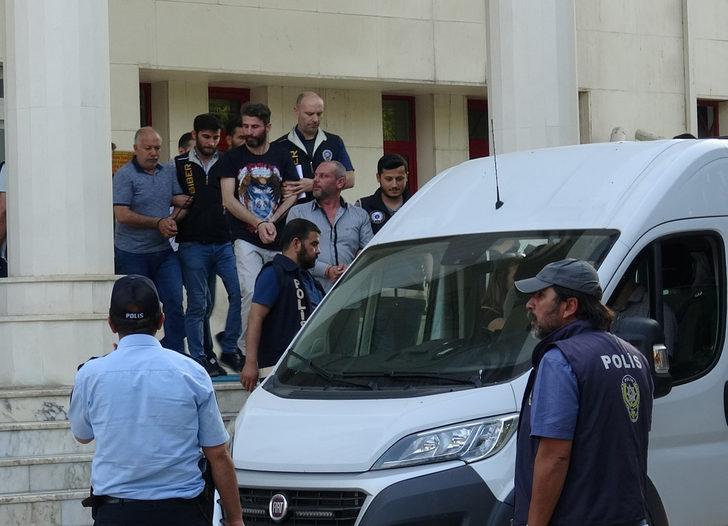 Sahte çağrı merkezi kurup, vatandaşları dolandıran 7 kişi tutuklandı