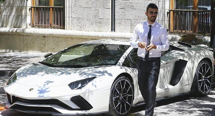 Kenan Sofuoğlu'nun Lamborghinisi ile ilgili dikkat çeken detay!