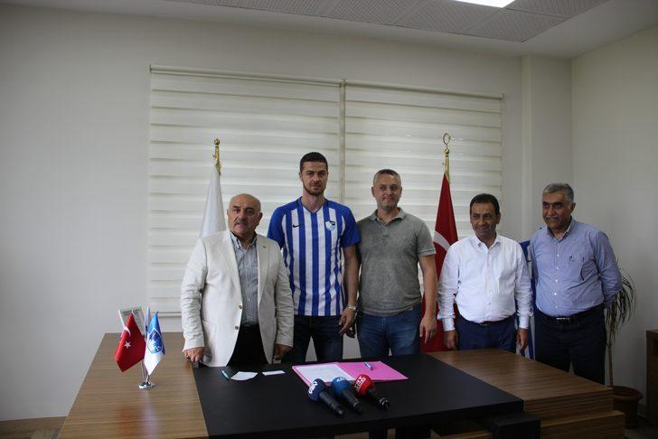 İBRAHİM SEHİÇ | Karabağ > BB Erzurumspor