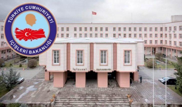 İçişleri Bakanlığı ihraç edilenler listesi (701 sayılı KHK Resmi Gazete'de yayımlandı)