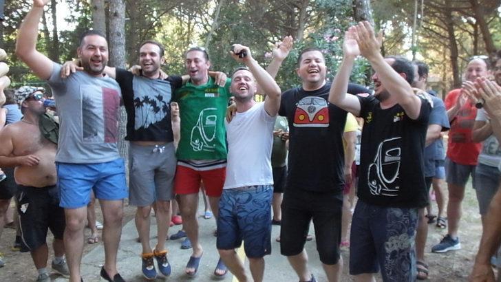 Vosvos tutkunları Burhaniye'de buluştu