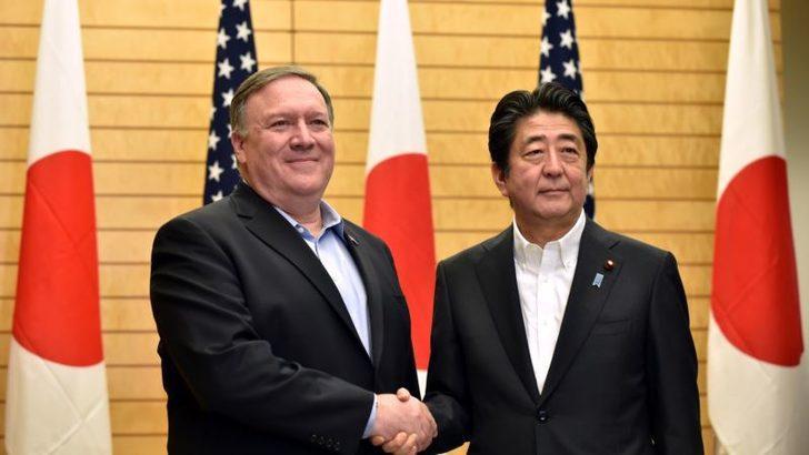 Pompeo: 'Kuzey Kore'ye Yaptırımlar Devam Edecek'
