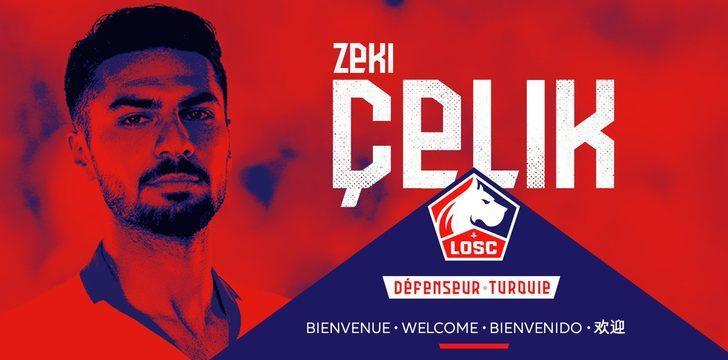 ZEKİ ÇELİK | İstanbulspor > Lille