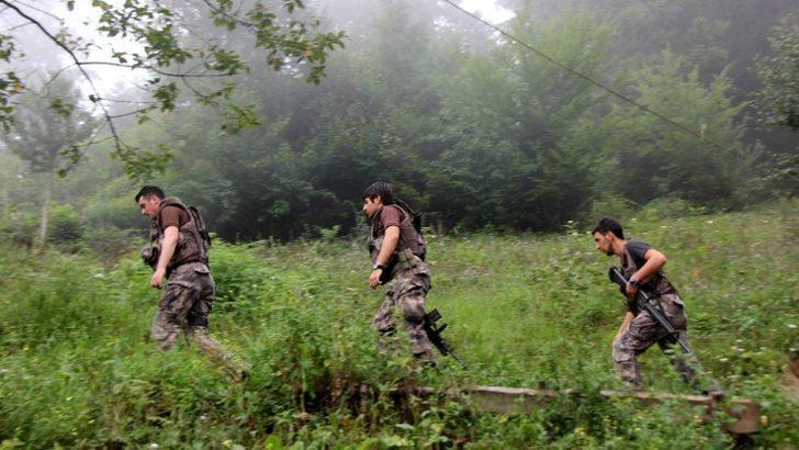 Son dakika! Giresun'da PKK'lı teröristlerle çatışma! 1 asker şehit oldu