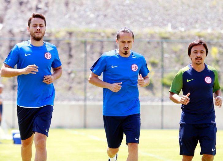SERDAR ÖZKAN | Gençlerbirliği > Antalyaspor