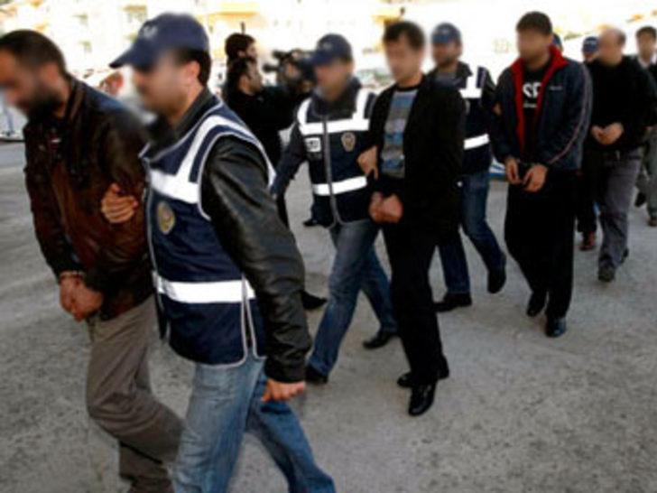 Denizli'de suç örgütüne yönelik operasyon