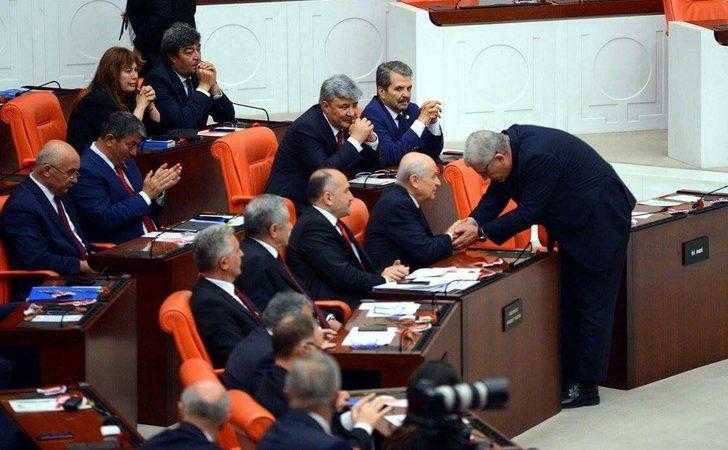 İYİ Partili Dervişoğlu: Uzatılan eli geri çeviremezsiniz