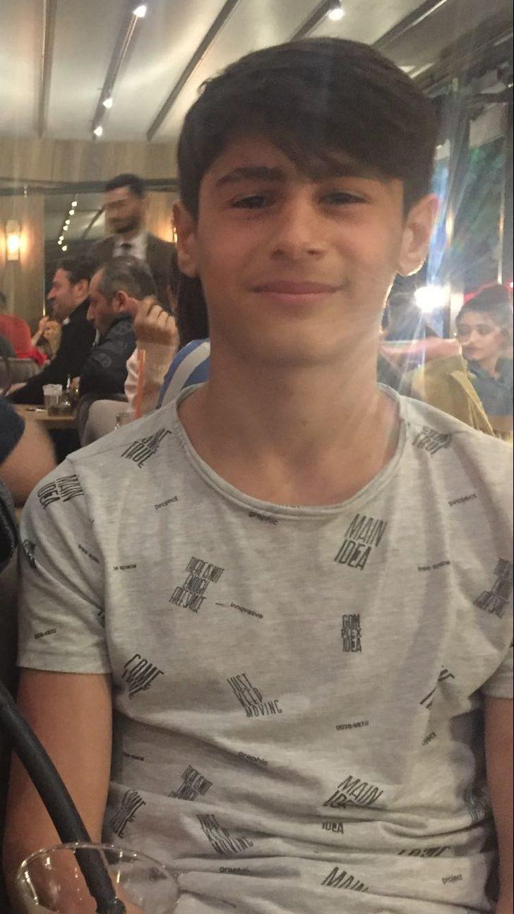 13 yaşındaki Yekta Berk, 3 gündür kayıp