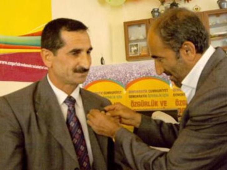 MHP İlçe Başkanı BDP'ye katıldı