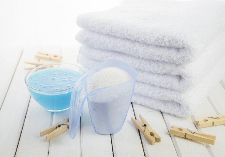 Çamaşır yumuşatıcılarının 6 farklı kullanım alanı
