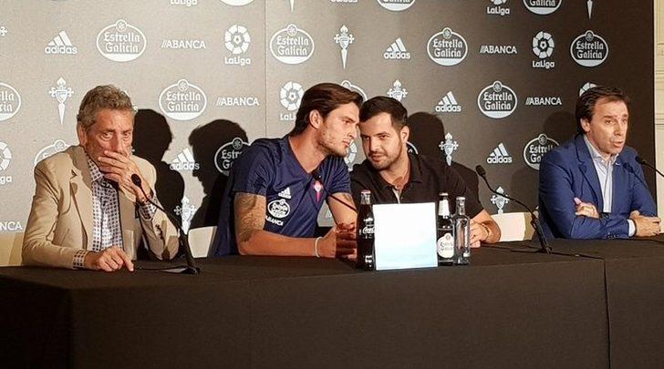 Okay Yokuşlu, Celta Vigo'yu tercih etme sebebini açıkladı
