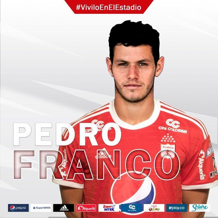 PEDRO FRANCO | Kulüpsüz > America de Cali