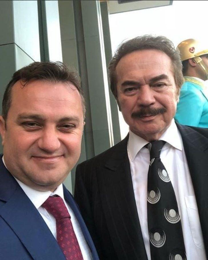 Gazeteci Bilal Demir - Orhan Gencebay