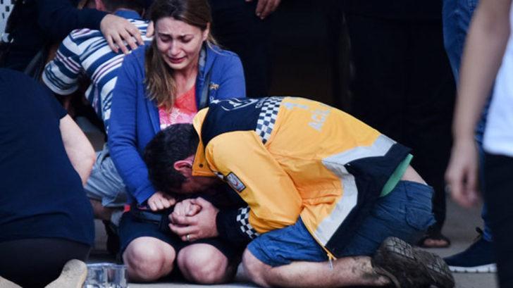 Çorlu'daki tren kazasındaki o fotoğrafın yürek yakan hikayesi!