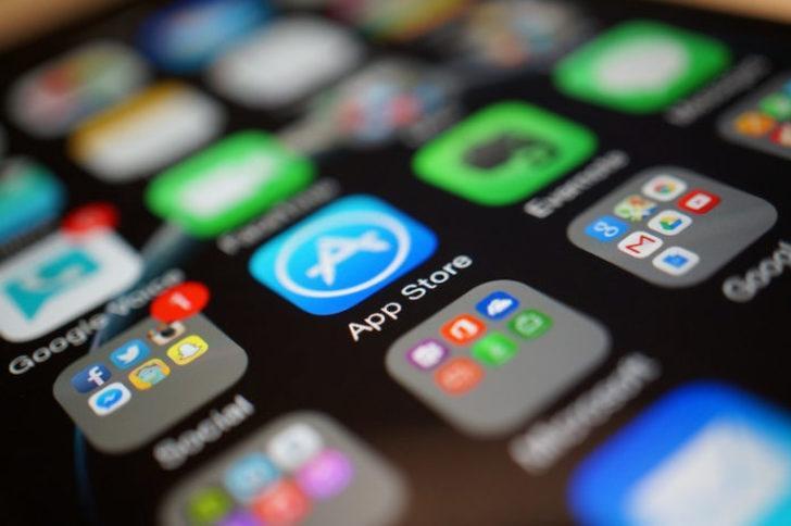 App Store 500 milyon haftalık ziyaretçiye sahip