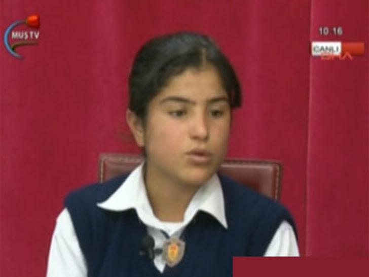 13 yaşındaki Şuheda'nın evlilik isyanı!
