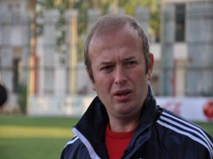 Gaziantepspor'da Abdullah Ercan, istifa etti