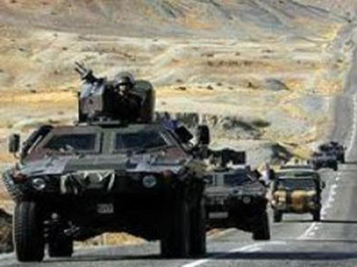 Bitlis'te askere mayın tuzağı; 5 yaralı