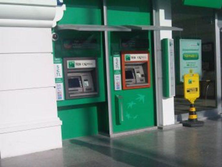 Türk Ekonomi Bankası engellilere özel ilk ATM'sini Samsun'da kurdu