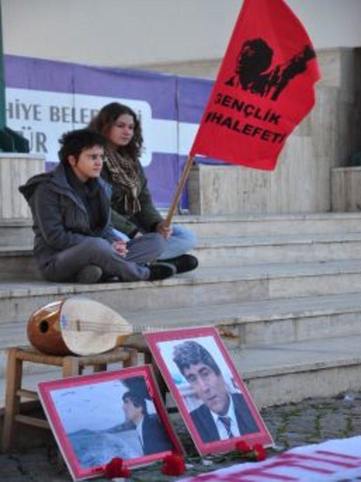 Hrant Dink Fethiye'de sokak tiyatrosu ile anıldı