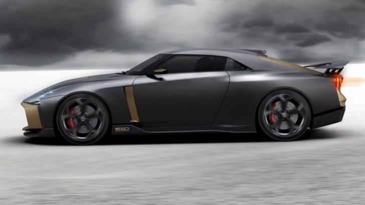 Nissan GT-R50 tasarımı ile gönülleri çalıyor!