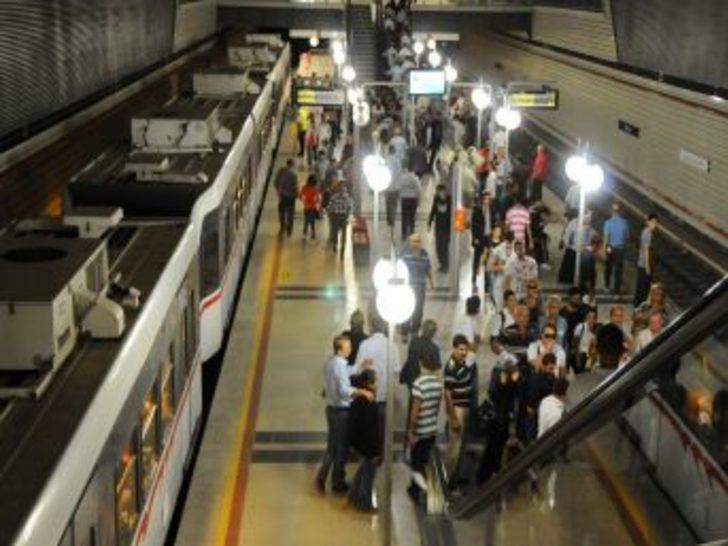 İzmir Metro'da yolcu memnuniyeti yüzde 85
