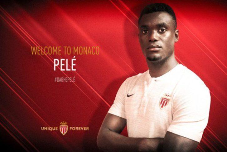 PELE | Rio Ave > Monaco | BONSERVİS BEDELİ: 10 milyon Euro