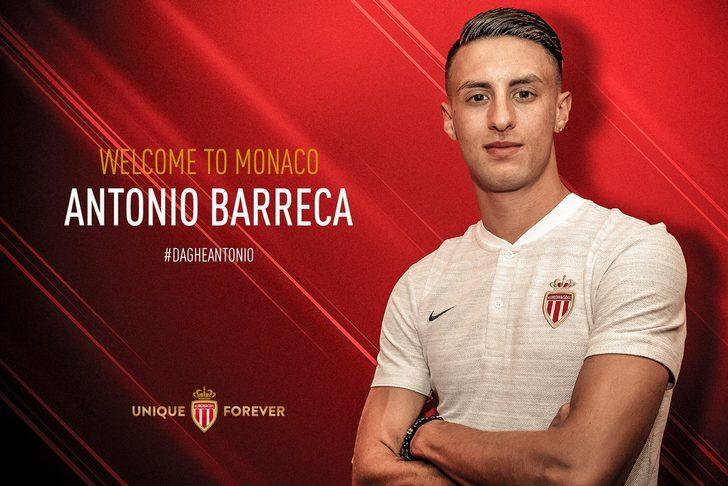 ANTONIO BARRECA | Torino > Monaco | BONSERVİS BEDELİ: 12 milyon Euro