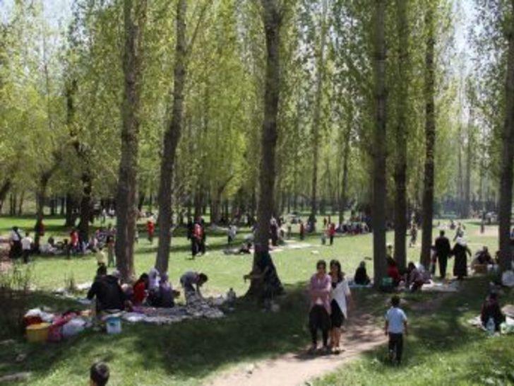 Vanlılar Piknikte