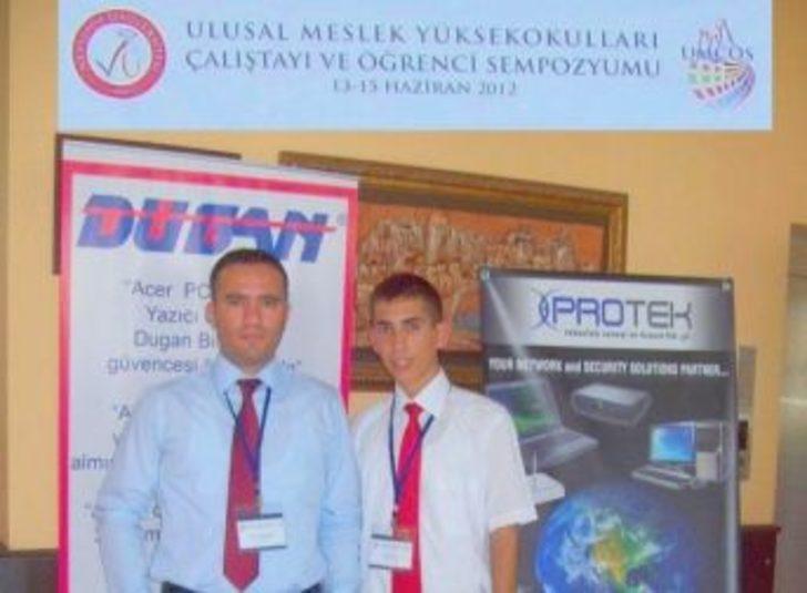 Osmancık Ömer Derindere MYO' dan Girişim