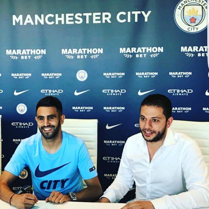 RIYAD MAHREZ | Leicester City > Manchester City | BONSERVİS BEDELİ: 60 milyon Euro