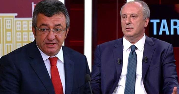 CHP'li Engin Altay, 'İnce, İBB Başkan adayı olacak mı' sorusunu yanıtladı: Hayır diyemez