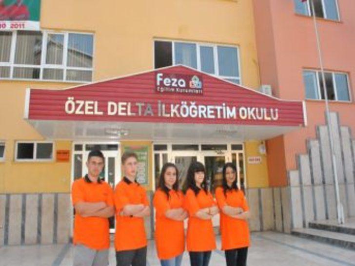 Delta Koleji SBS'de Türkiye 1'cisi Çıkardı