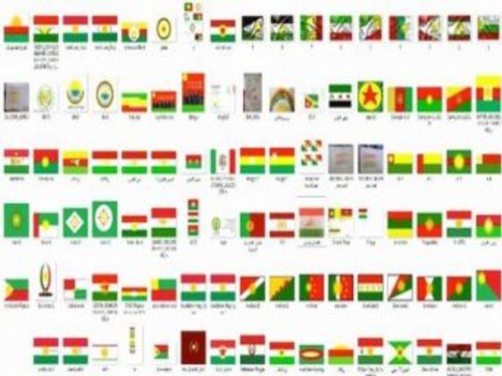 PYD Bayrak Arayışına Girdi