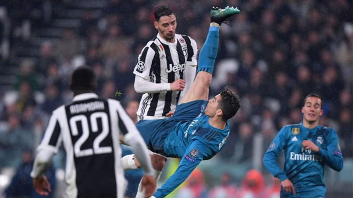 Marca'dan Cristiano Ronaldo'ya efsane veda