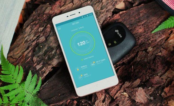 4G destekli MiFi cihazı