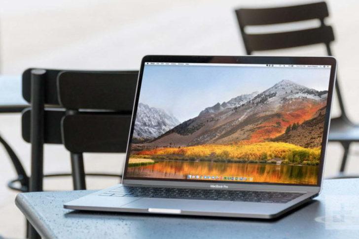 macOS 10.13.6 ile gelen yenilikler