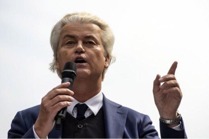 Hollandalı lider Wilders: Erdoğan'ı sevenler defolup gitsin