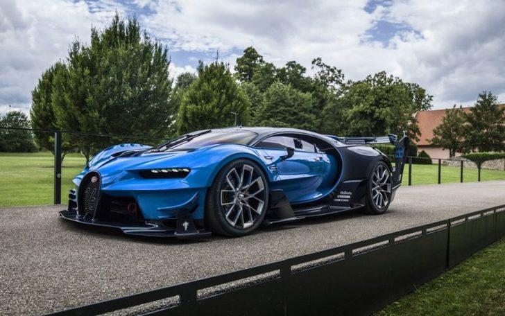 5 Milyon Euro'luk araba: Bugatti Divo