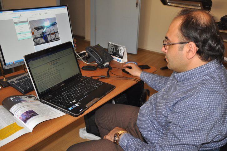 Demir yollarında arızalı bölgeyi tespit edecek projeye TÜBİTAK'tan kabul