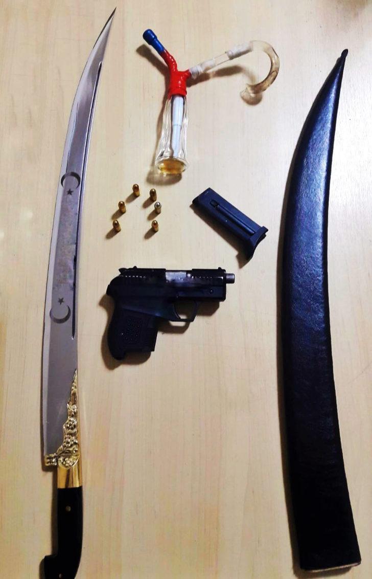 Suç örgütüne operasyon: 7 gözaltı