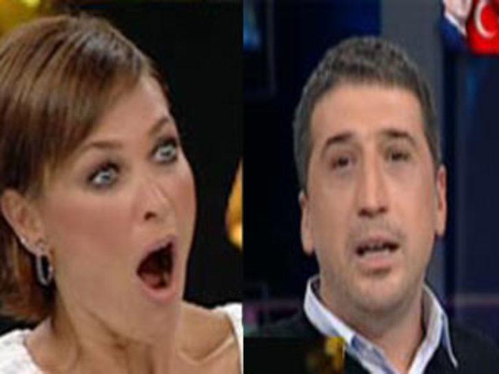 Hülya Avşar'ı canlı yayında şok eden sözler!