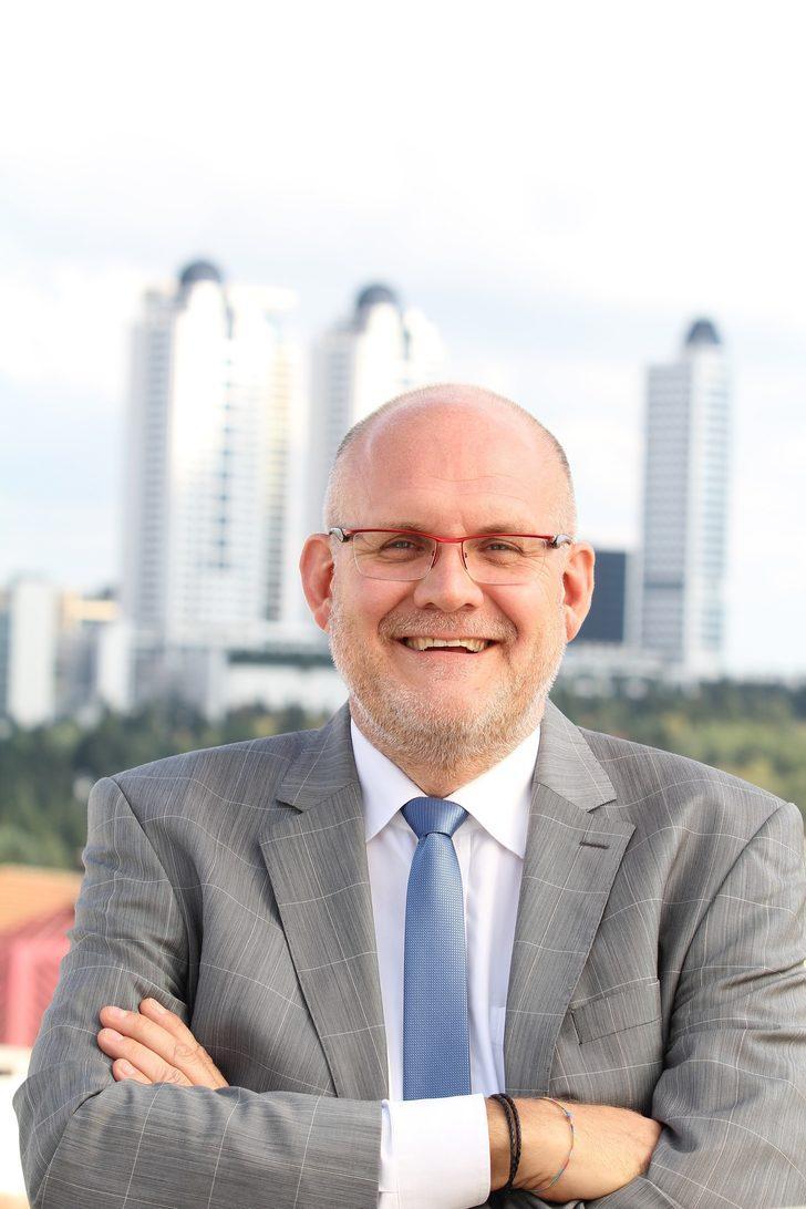 Kühnel: Türkiye'nin büyümesi teknoloji ihracatına bağlı